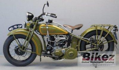 1932 Harley-Davidson Model R