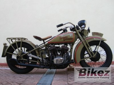 1932 Harley-Davidson Model RL