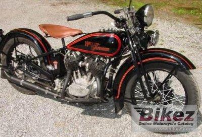 1932 Harley-Davidson Model RLD