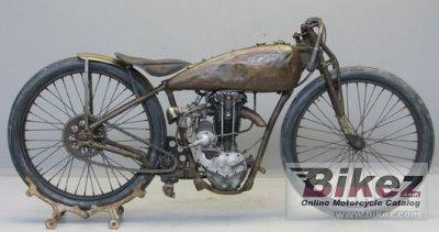 1932 Harley-Davidson Model S