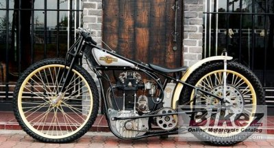 1934 Harley-Davidson Speedway racer