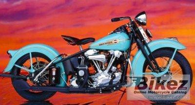 1938 Harley-Davidson Model UL