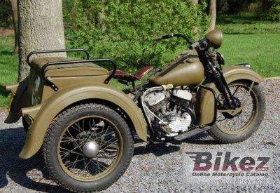 1938 Harley-Davidson Servi-Car GE
