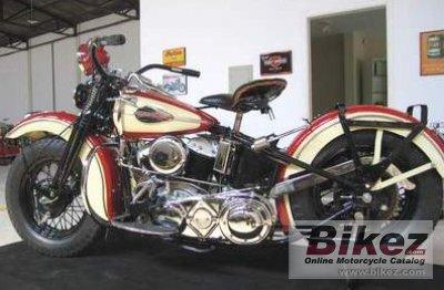 1940 Harley-Davidson Model UL