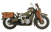 1942 Harley-Davidson XA