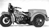 1942 Harley-Davidson Servi-Car GE