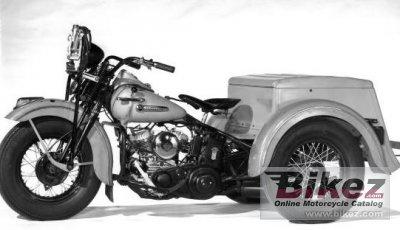 1943 Harley-Davidson Servi-Car GE