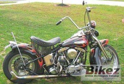 1948 Harley-Davidson Model FL