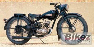 1949 Harley-Davidson S-125
