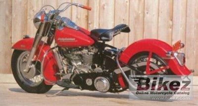 1950 Harley-Davidson FL Hydra Glide