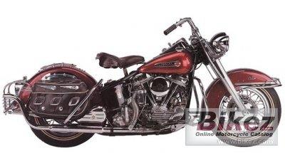 1951 Harley-Davidson EL