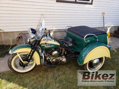 1952 Harley-Davidson Servi-Car GE
