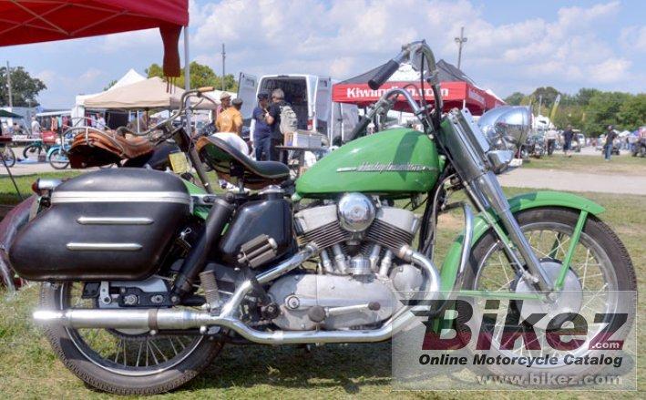 Harley Davidson Model K picture