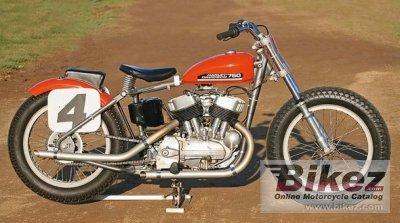 1953 Harley-Davidson KR