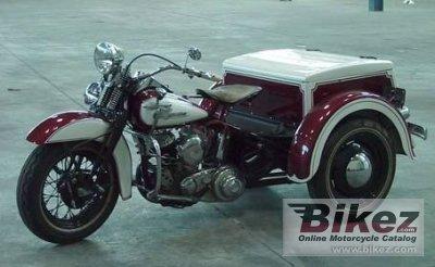 1953 Harley-Davidson Servi-Car GE
