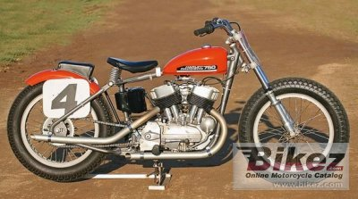 1954 Harley-Davidson KR 750