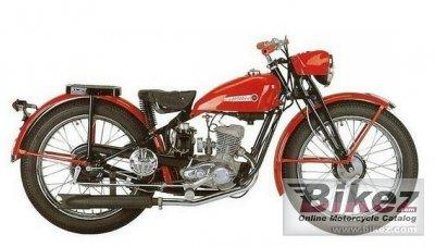 1954 Harley-Davidson S-125