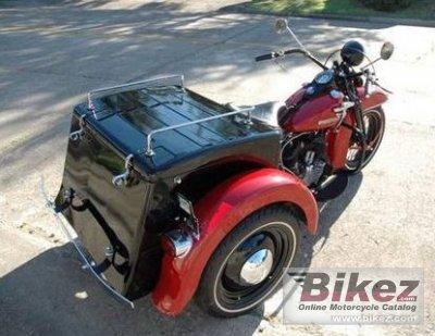 1954 Harley-Davidson Servi-Car GE