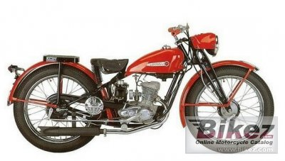 1955 Harley-Davidson S-125