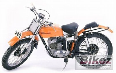 1956 Harley-Davidson 165