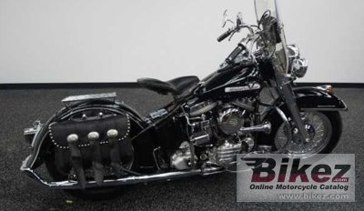 1956 harley-davidson fl hydra glide specifications and pictures