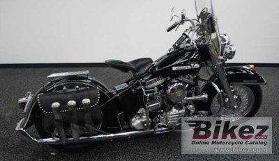 1957 Harley-Davidson FL Hydra Glide