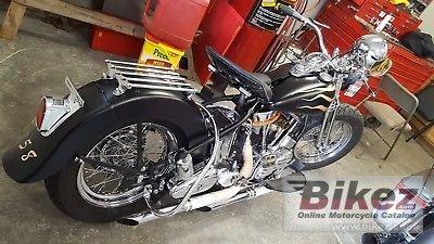 1958 Harley-Davidson FL Duo Glide