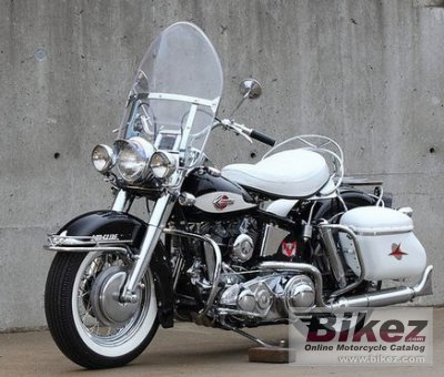 1958 Harley-Davidson FLH Duo Glide