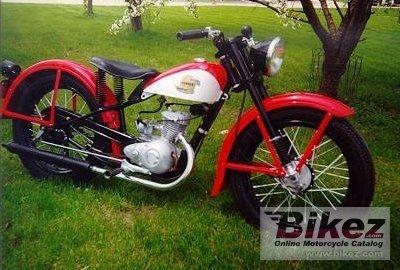 1958 Harley-Davidson Hummer