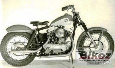 1958 Harley-Davidson Sportster XLCH Ironhead
