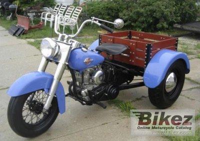 1959 Harley-Davidson Servi-Car GE