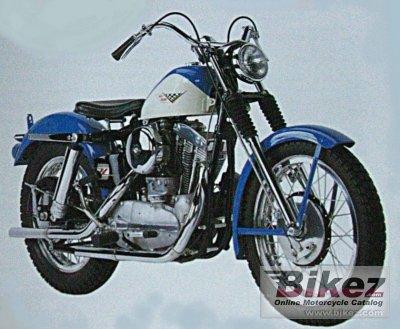 1959 Harley-Davidson XL Sportster