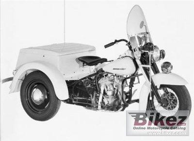 1961 Harley-Davidson Servi-Car GE