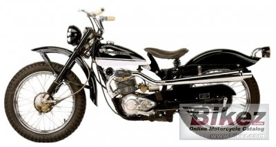 1963 Harley-Davidson Bobcat