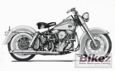 1963 Harley-Davidson FL Duo Glide