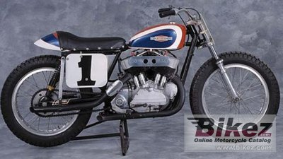 1965 Harley-Davidson KR 750 specifications and pictures