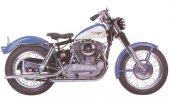 1966 Harley-Davidson XLCH Sportster