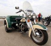 1966 Harley-Davidson Servi-Car GE