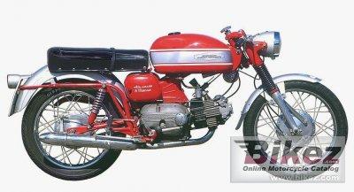 1967 Harley-Davidson Crtt 250