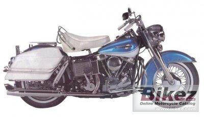 1968 Harley-Davidson FLH Electra Glide