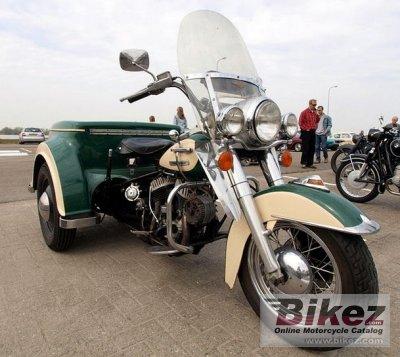 1969 Harley-Davidson Servi-Car GE