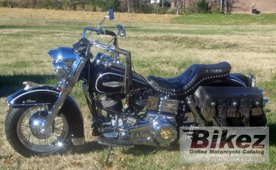 1970 Harley-Davidson FLH 1200 Super Glide photo