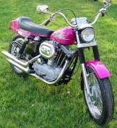 1970 Harley-Davidson XLH 900 Sportster photo