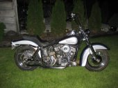 1972 Harley-Davidson FLH 1200 Super Glide photo