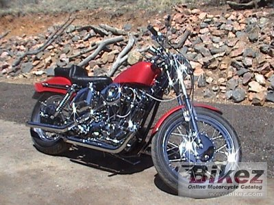 1972 Harley Davidson Xlh 1000 Sportster Specifications Pictures