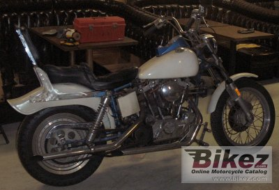 1973 Harley-Davidson XLH 1000 Sportster photo