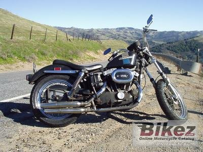 1973 Harley Davidson Xlch 1000 Sportster Specifications