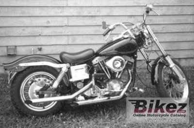 1974 Harley-Davidson FXE 1200 Super Glide photo