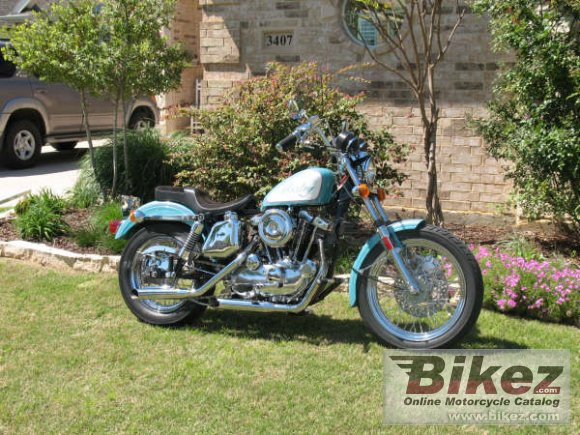 1974 Harley-Davidson XLH 1000 Sportster photo