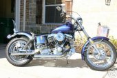 1975 Harley-Davidson FX 1200 photo